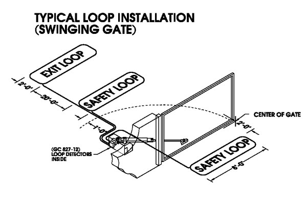 electromagnetic lock diagram